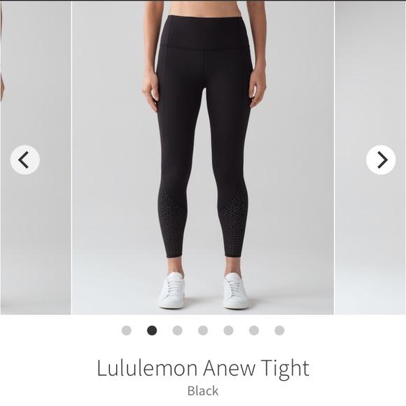 LULULEMON ANEW TIGHT - Size 10